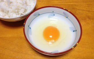 卵かけごはん(TKG)