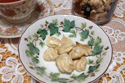 焼きメレンゲ菓子